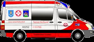 RTW Des ASB Traiskirchen